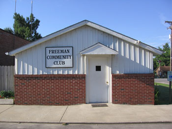Freeman Community Building
